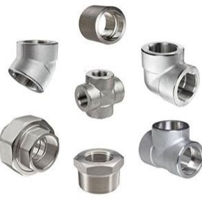 "TUV DN15 1/2"" 9000LBS ASME B16.9 SS Weld Fittings"